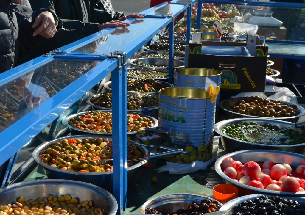 Encurtidos variados. Mercado de encurtidos Alicante