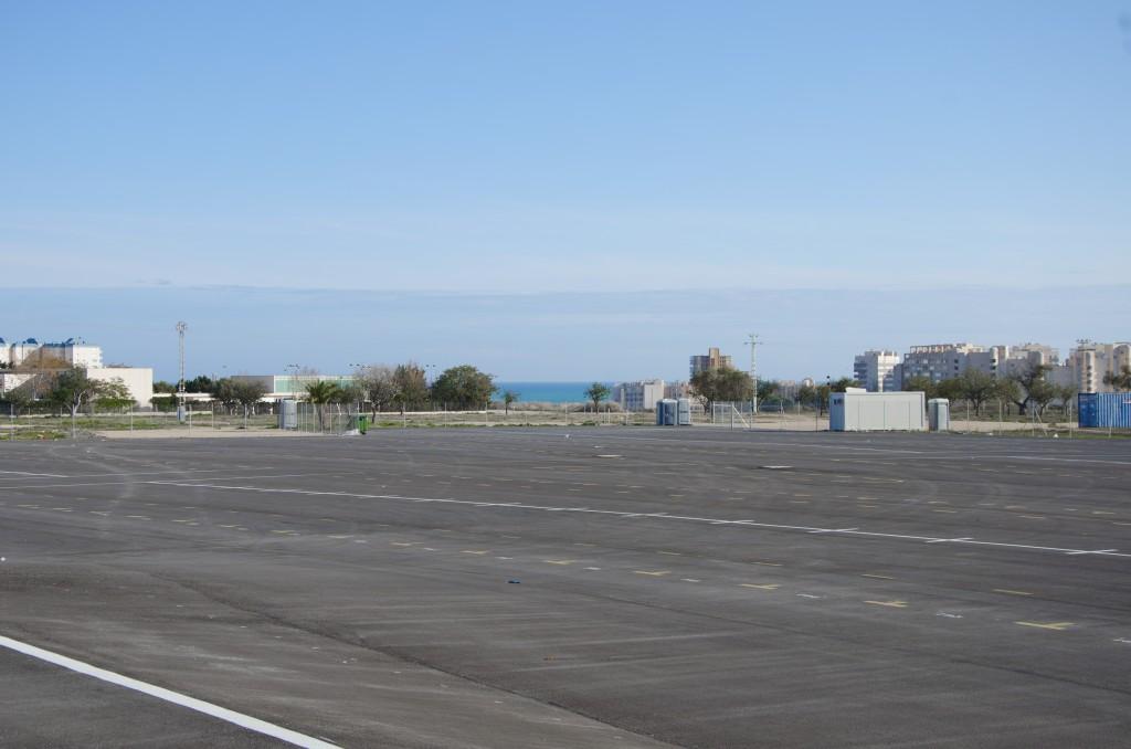 recinto ferial con zona de acampada en Alicante. Recinto ferial con zona de acampada Costa Blanca.