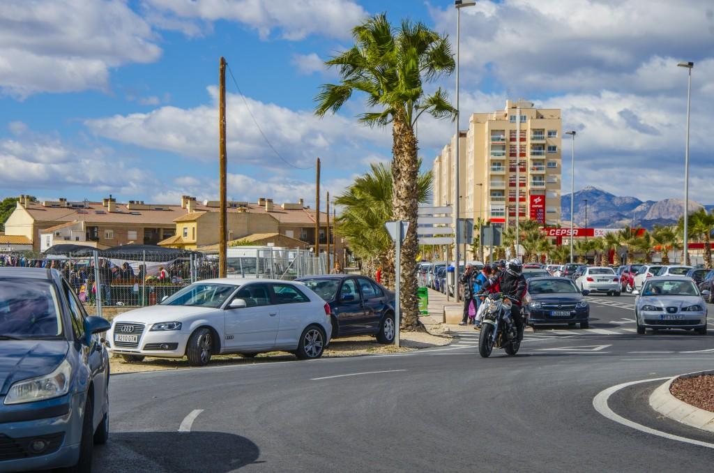 Alquilar recinto ferial en Alicante. Recinto ferial en la Costa Blanca.