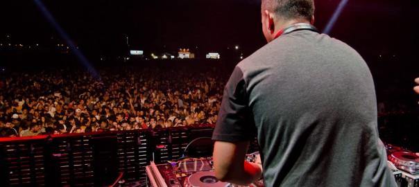 Recinto para conciertos en Alicante - Evento música electrónica máxima FM On Tour El Campello